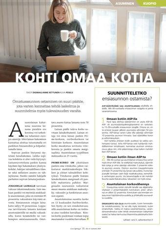 Page 15 of Kohti omaa kotia