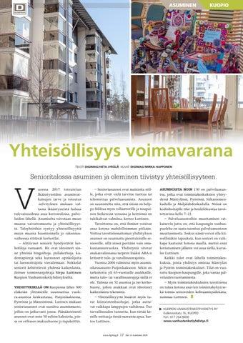 Page 17 of Ihanat, yhteisölliset senioritalot