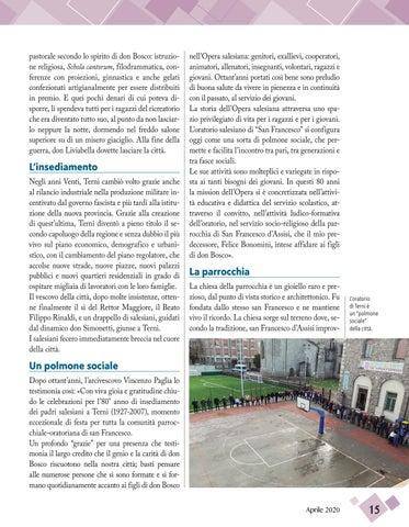 Page 15 of LE CASE DI DON BOSCO