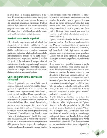 Page 29 of LA NOSTRA STORIA
