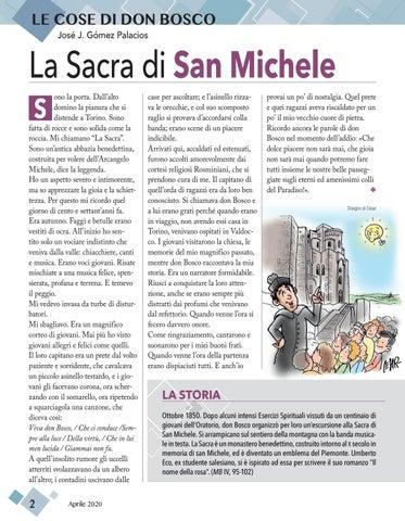 Page 2 of LE COSE DI DON BOSCO
