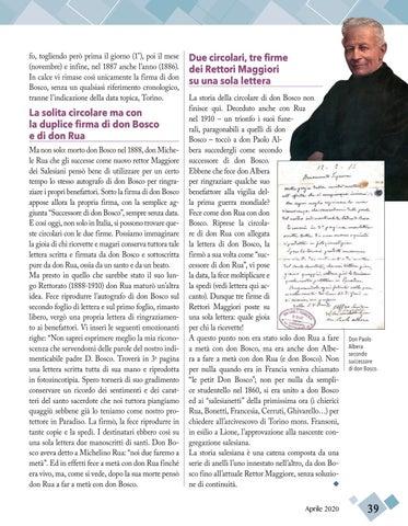 Page 39 of LA STORIA SCONOSCIUTA DI DON BOSCO