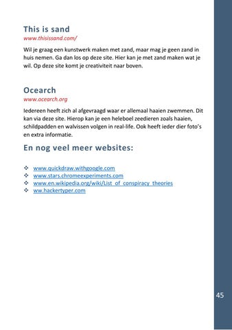 Page 45 of LEUKE WEBSITES