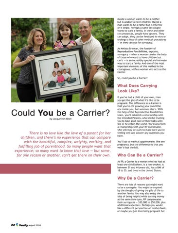 Page 22 of Could you be a Carrier?