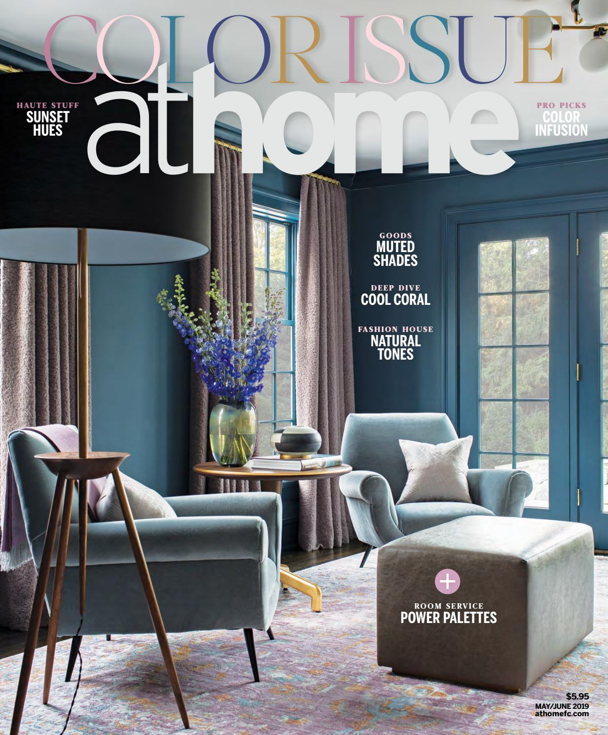 Athome Magazine May June 2019 By Moffly Media Issuu