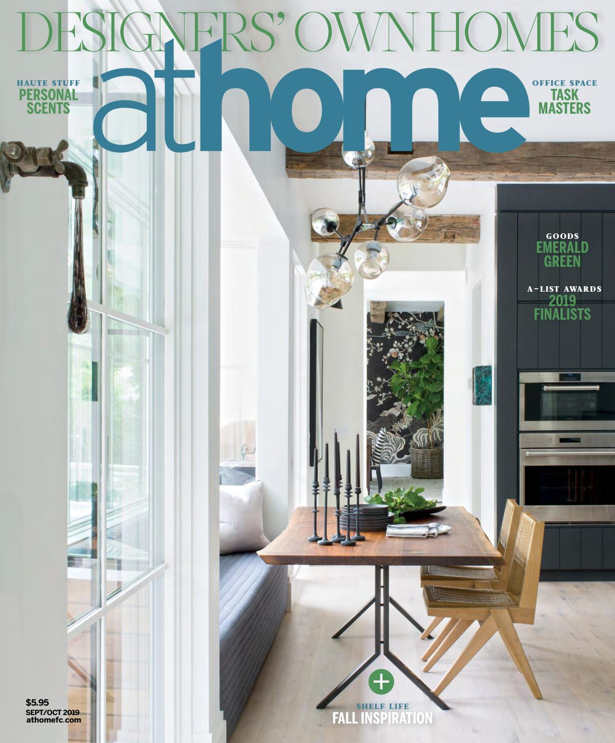 Athome Magazine September October 2019 By Moffly Media Issuu