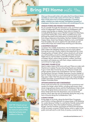 Page 51 of Bring PEI Home With You