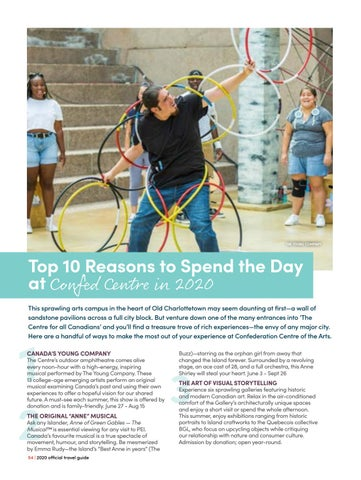 Page 54 of Spend the Day at Confed Centre