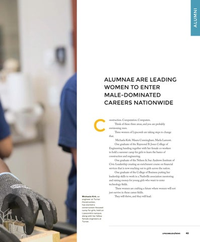 Page 47 of PAVING THE WAY FOR WOMEN