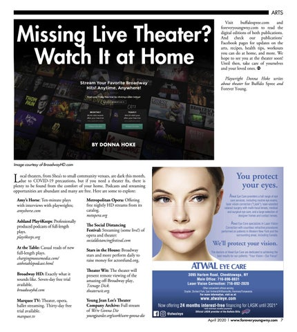 Page 9 of Live Theater at Home