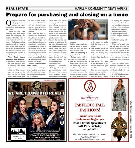 Page 7 of Real Estate
