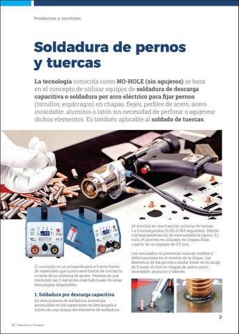 Page 36 of Soldadura de pernos y tuercas