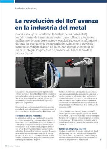 Page 40 of La revolución del IIoT avanza en