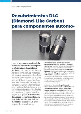 Page 56 of Recubrimientos DLC