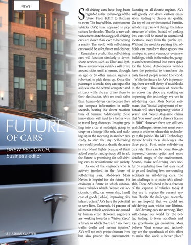 Page 8 of FUTURE OF CARS