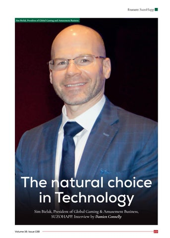 Page 23 of The natural choice in Technology