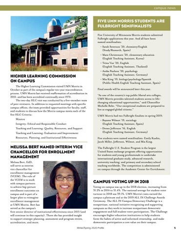 Page 7 of CAMPUS NEWS BRIEFS