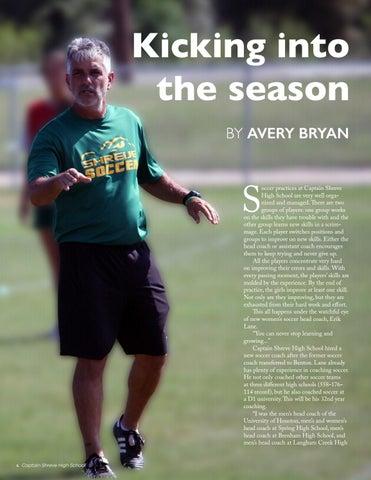Page 4 of Kicking into the season