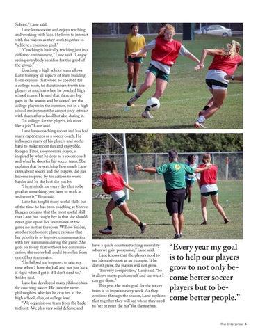 Page 5 of Kicking into the season