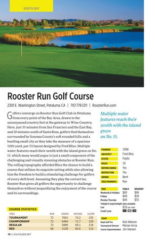 Page 78 of Rooster Run Golf Club