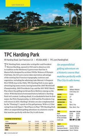 Page 80 of TPC Harding Park