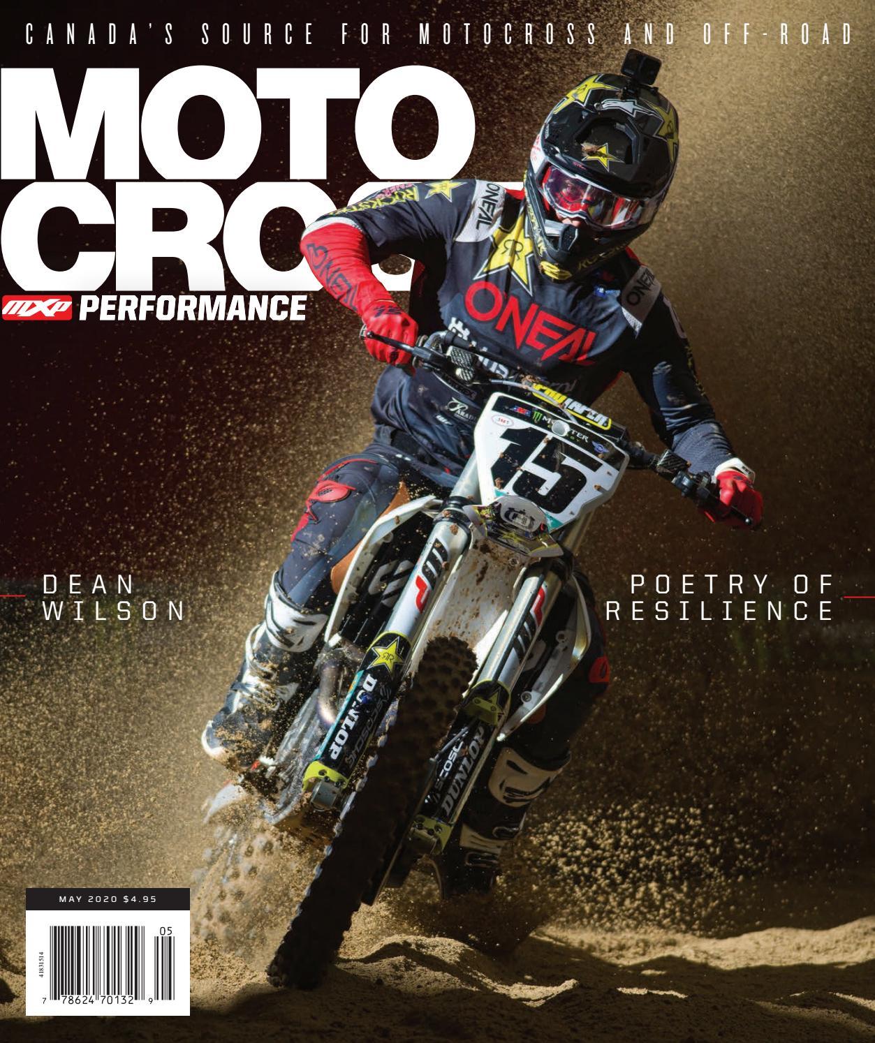 Mxp Motocross 20 01 By Motocross Performance Magazine Issuu