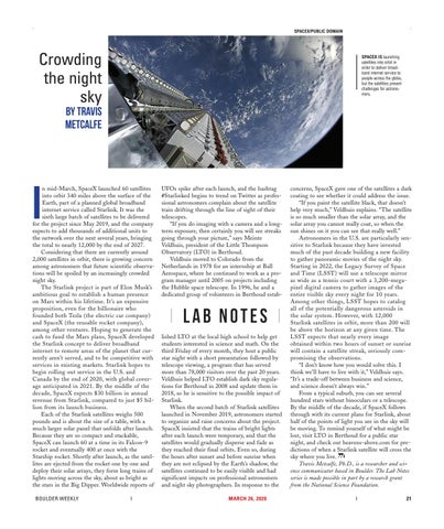Page 21 of Lab Notes: Crowding the night sky