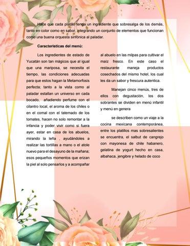 Page 17 of Restaurante ix´im