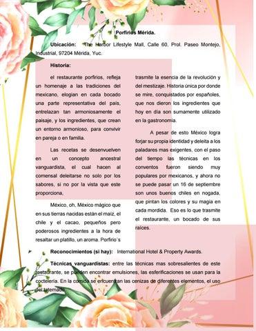 Page 24 of Restaurante porfirio´s