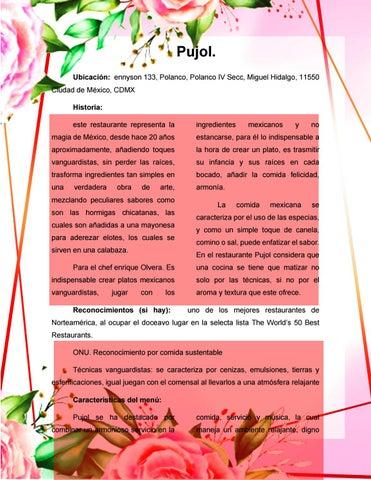 Page 32 of Restaurante Pujol