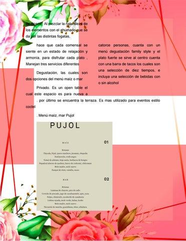 Page 33 of Restaurante Pujol