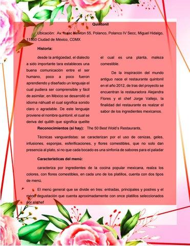 Page 45 of Restaurante Quintonil