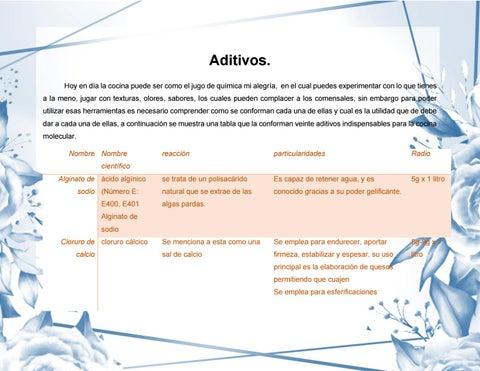 Page 50 of Aditivos