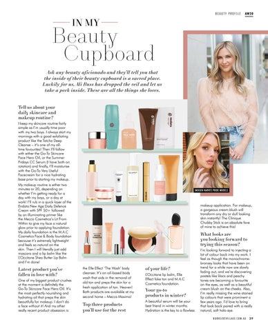 Page 39 of IN MY BEAUTY CUPBOARD