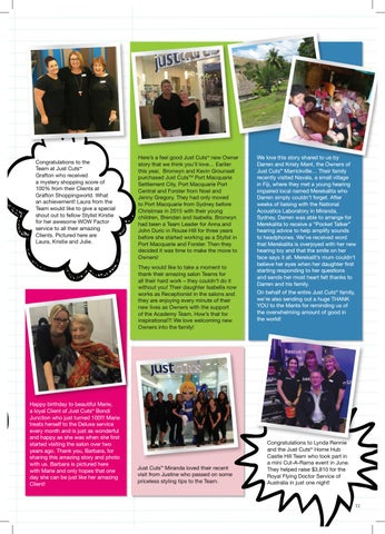 Page 11 of SNIPS AND SNAPS AUSTRALIA