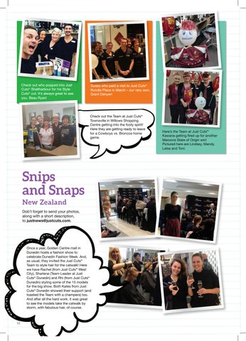 Page 12 of SNIPS AND SNAPS NEW ZEALAND