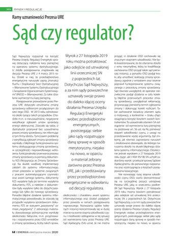 Page 12 of Sąd czy regulator?