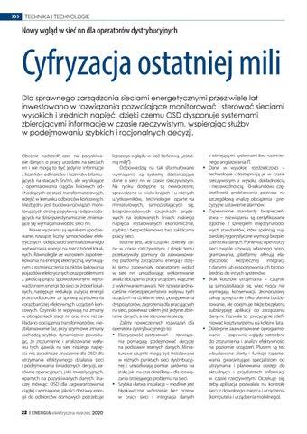 Page 22 of Cyfryzacja ostatniej mili