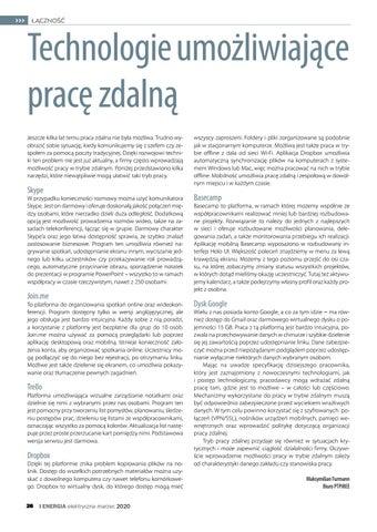 Page 26 of Technologie umożliwiające pracę zdalną