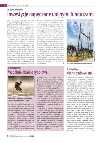 Page 4 of INFORMACJE ZE SPÓŁEK