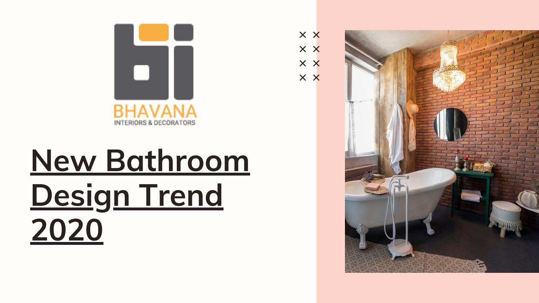 New Bathroom Design Trend 2020 By Bhavana Interiors Designers Decorators Issuu