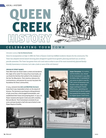 Page 14 of Queen Creek History