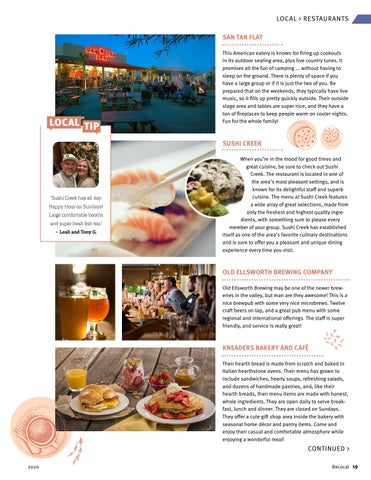 Page 19 of Local Restaurants