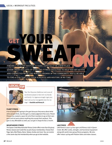Page 46 of Workout Facilities