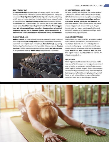 Page 47 of Workout Facilities
