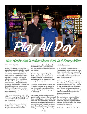 Page 20 of Play All Day: New Malibu Jack's Indoor Theme Park Is a Family Affair