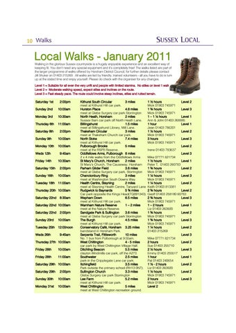 Page 10 of Local Walks
