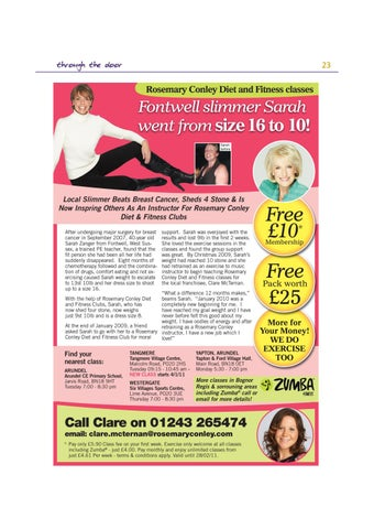 Page 23 of Win a Style Makeover