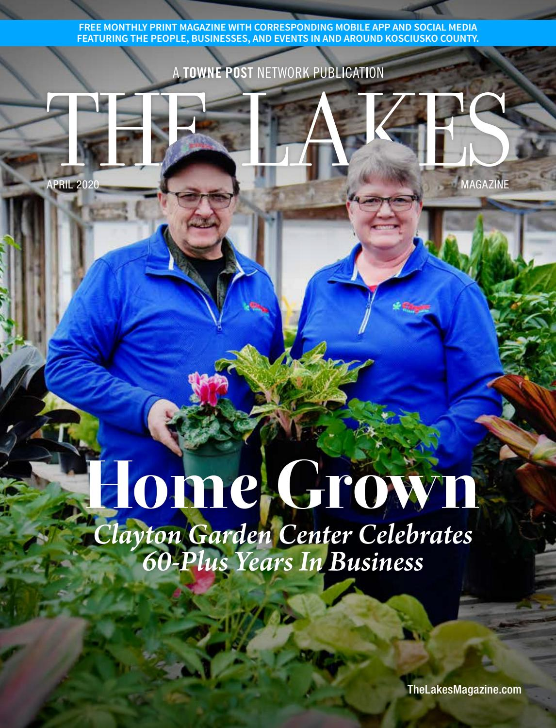Warsaw Indiana Center Lake Park Christmas Lights 2020 Prediction The Lakes Magazine April 2020 by Towne Post Network, Inc.   issuu