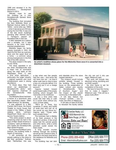 Page 15 of Sam Mistretta Store